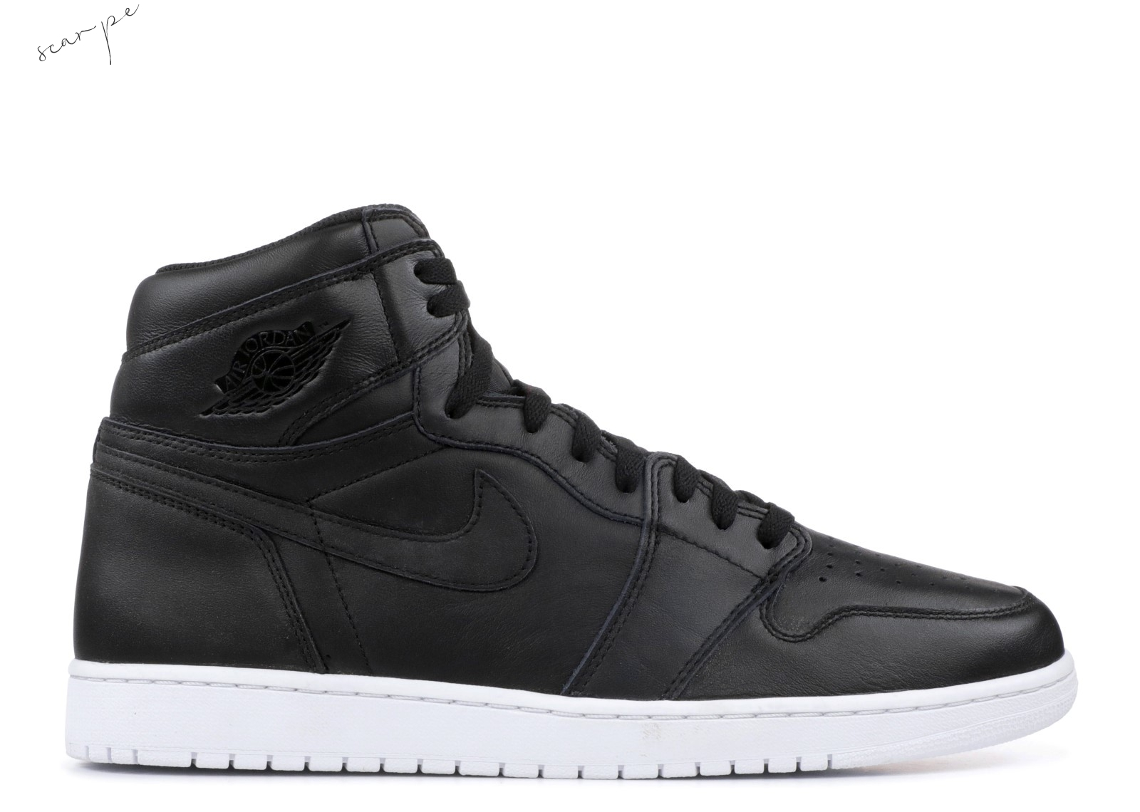 "Vendite Air Jordan 1 Retro Og ""Cyber Monday"" Black White (555088-006) Scarpe Online"