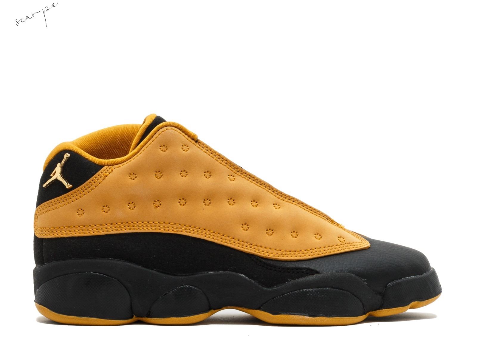 "Vendite Air Jordan 13 Retro Low (Gs) ""Chutney"" Marrone Nero (310811-022) Scarpe Online"