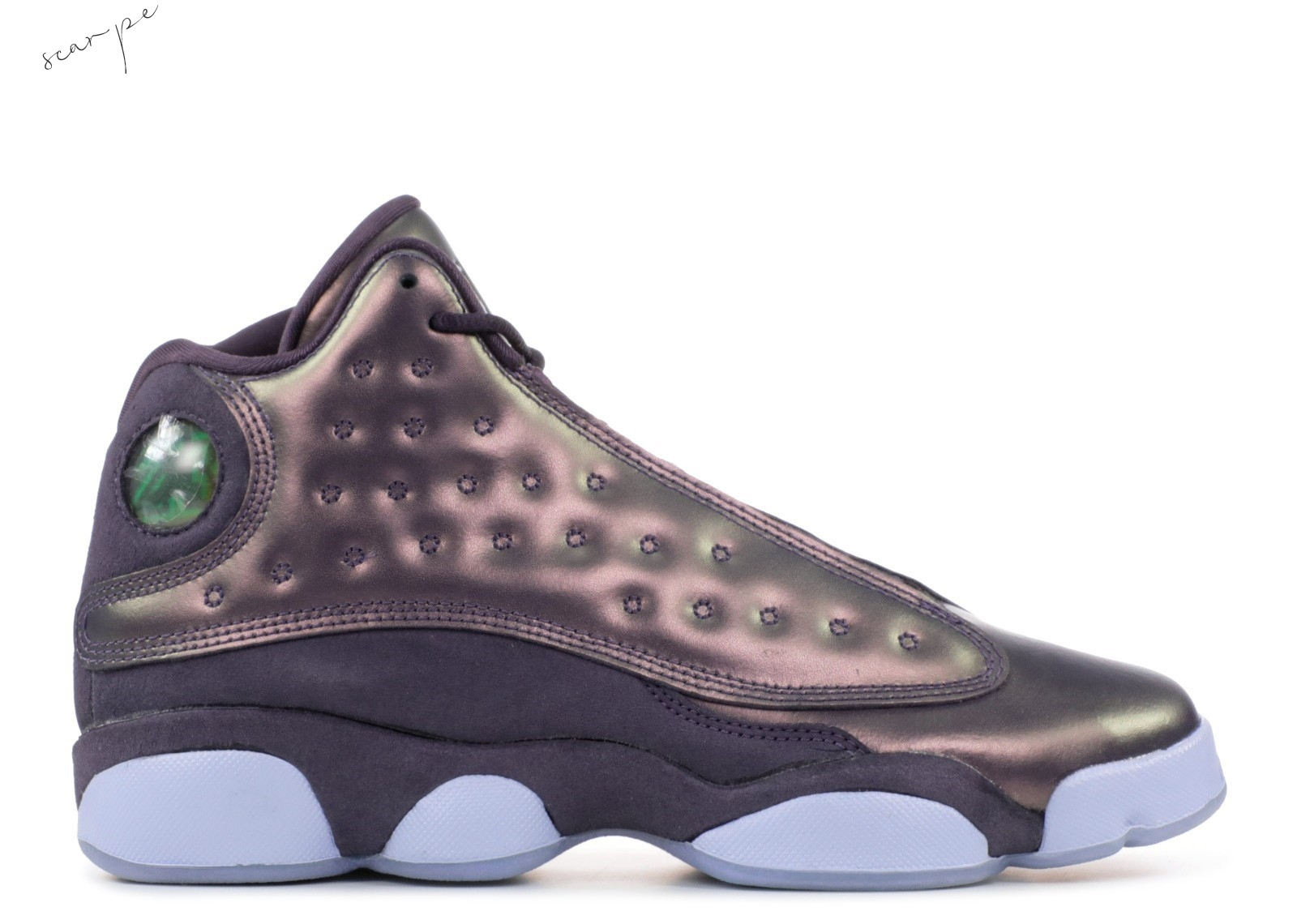 "Vendite Air Jordan 13 Retro Prem Hc (Gs) ""Buio Raisin"" Buio Raisin (aa1236-520) Scarpe Online"