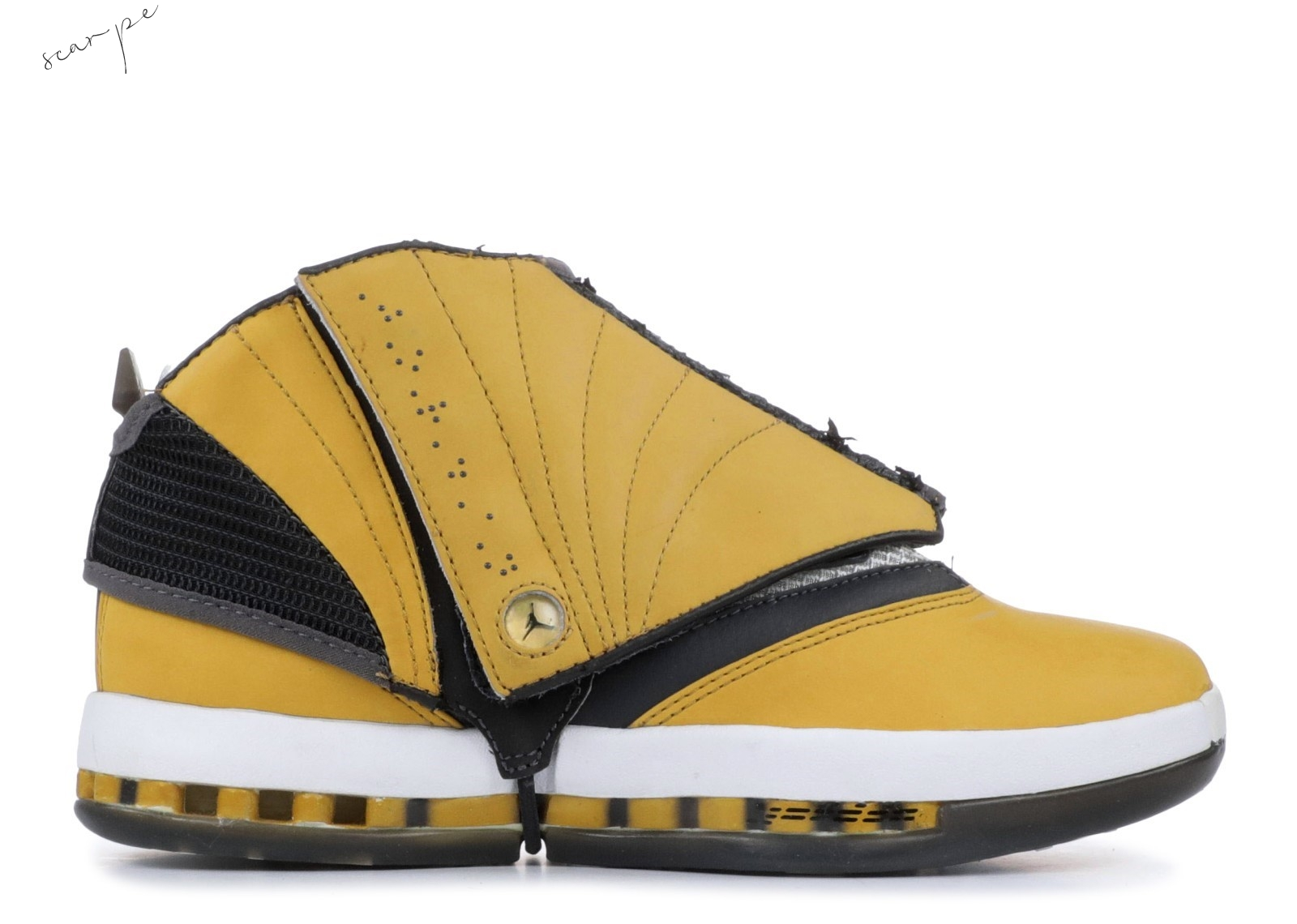 Vendite Air Jordan 16 + Q Gs Marrone (834030-701) Scarpe Online