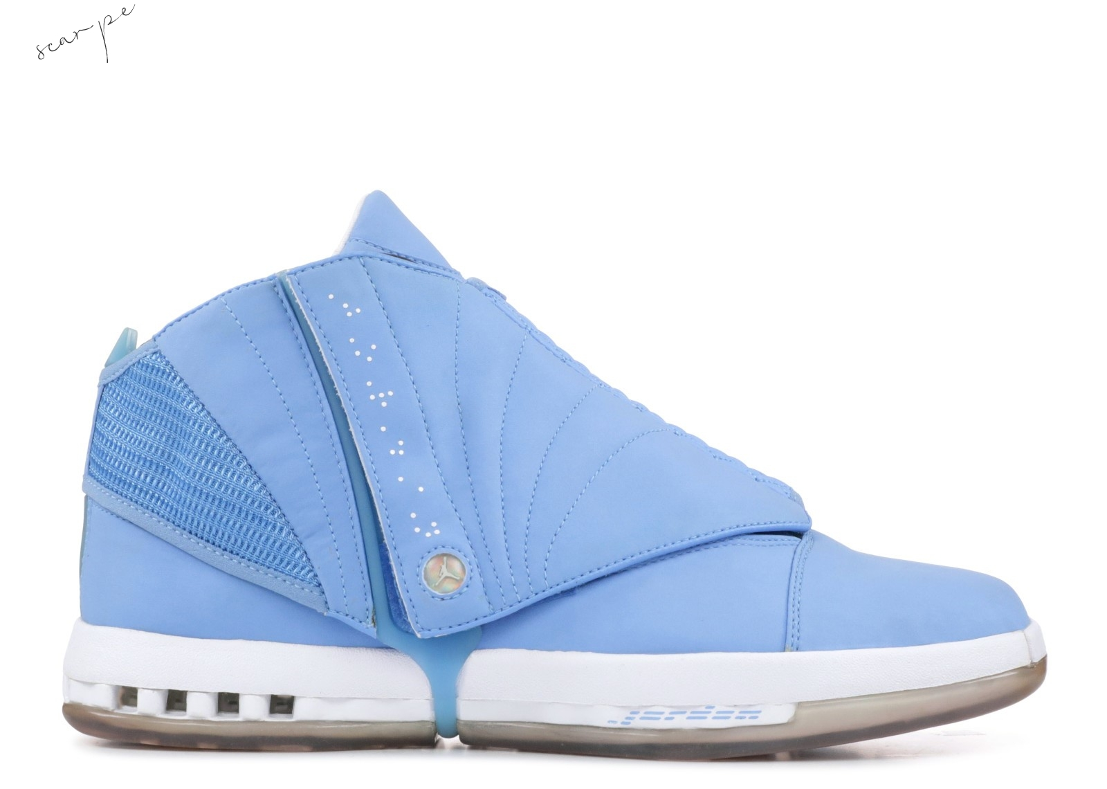 "Vendite Air Jordan 16 ""Pantone Collection"" Blu (su08mj735z) Scarpe Online"