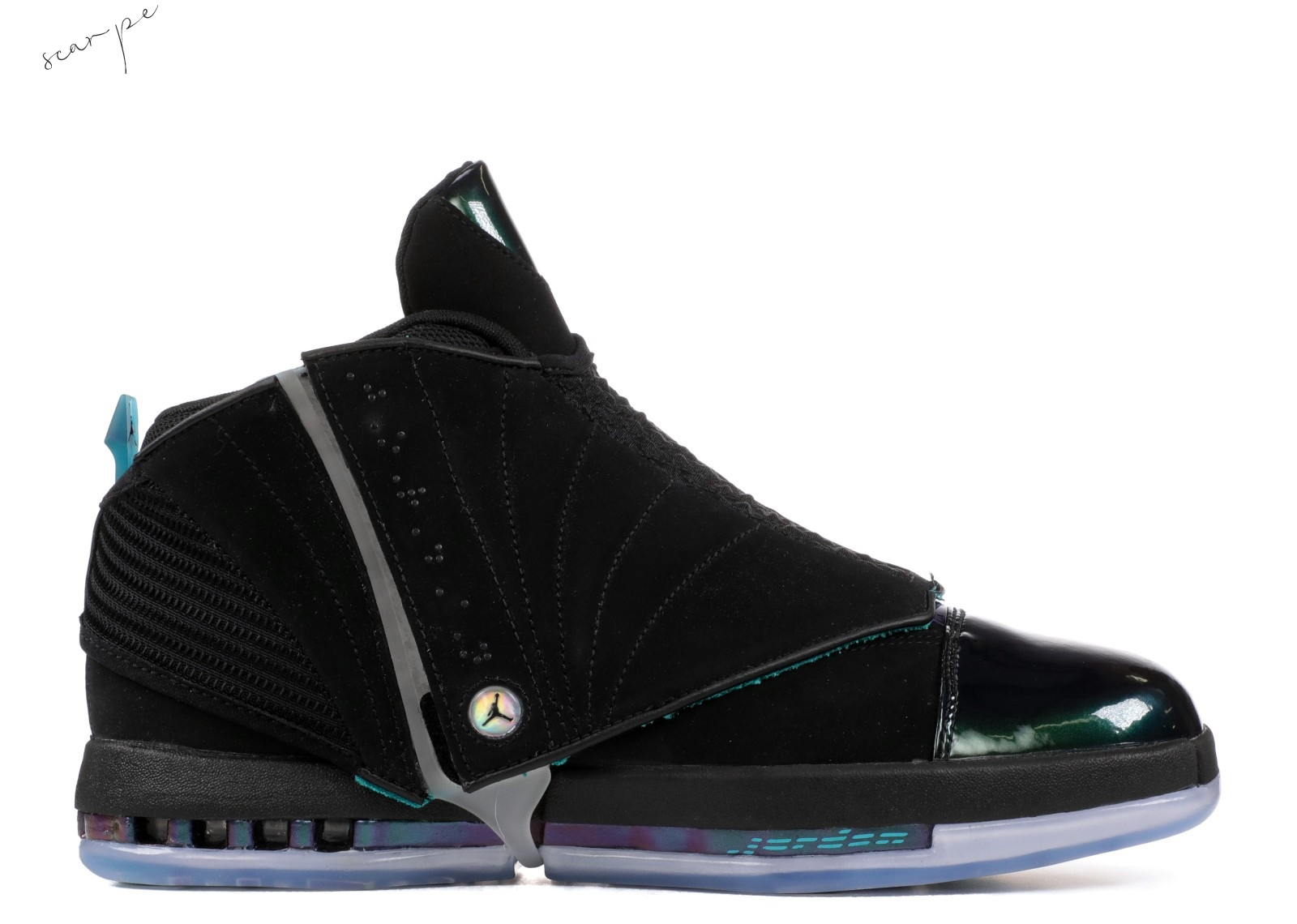 "Vendite Air Jordan 16 Retro ""Ceo Boardroom"" Nero (aa1235-003) Scarpe Online"