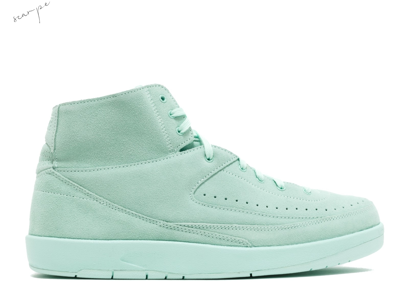 "Vendite Air Jordan 2 Retro ""Decon Decon"" Menta (897521-303) Scarpe Online"
