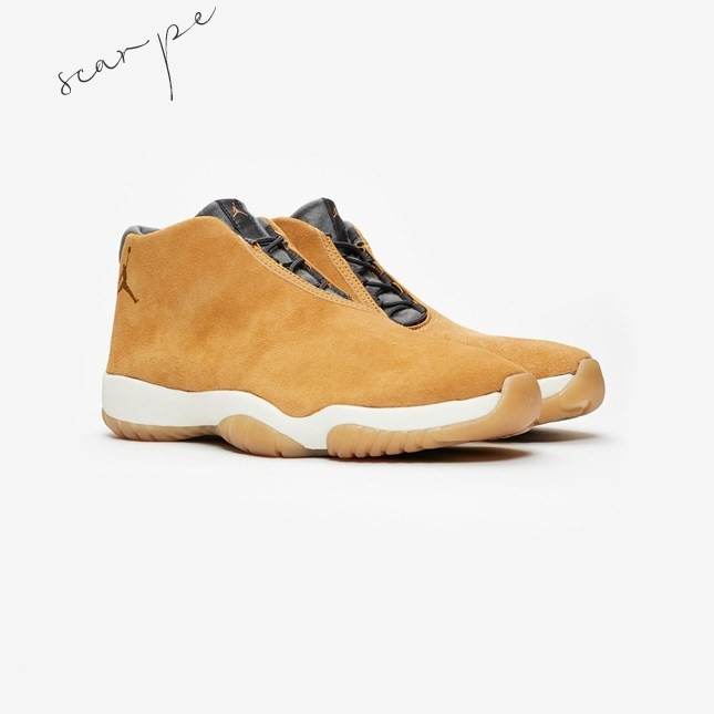 Vendite Air Jordan Future Marrone (av7008-700) Scarpe Online