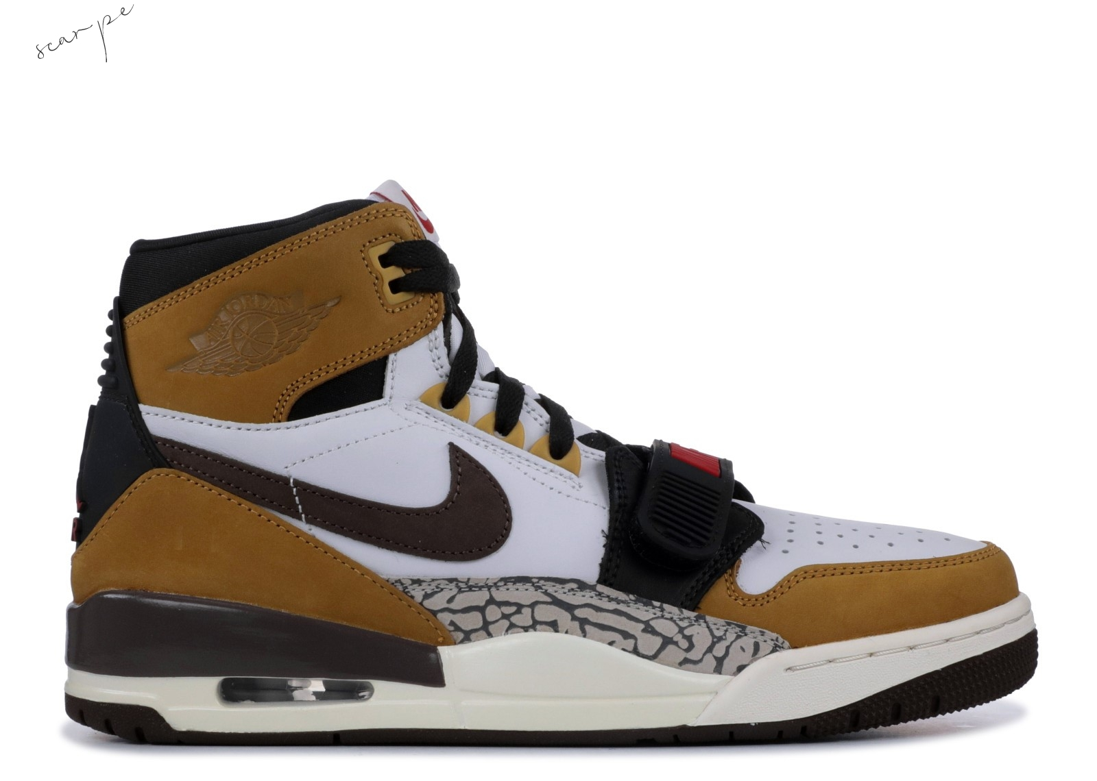 "Vendite Air Jordan Legacy 312 ""Rookie Of The Year"" Bianca Marrone (av3922-102) Scarpe Online"
