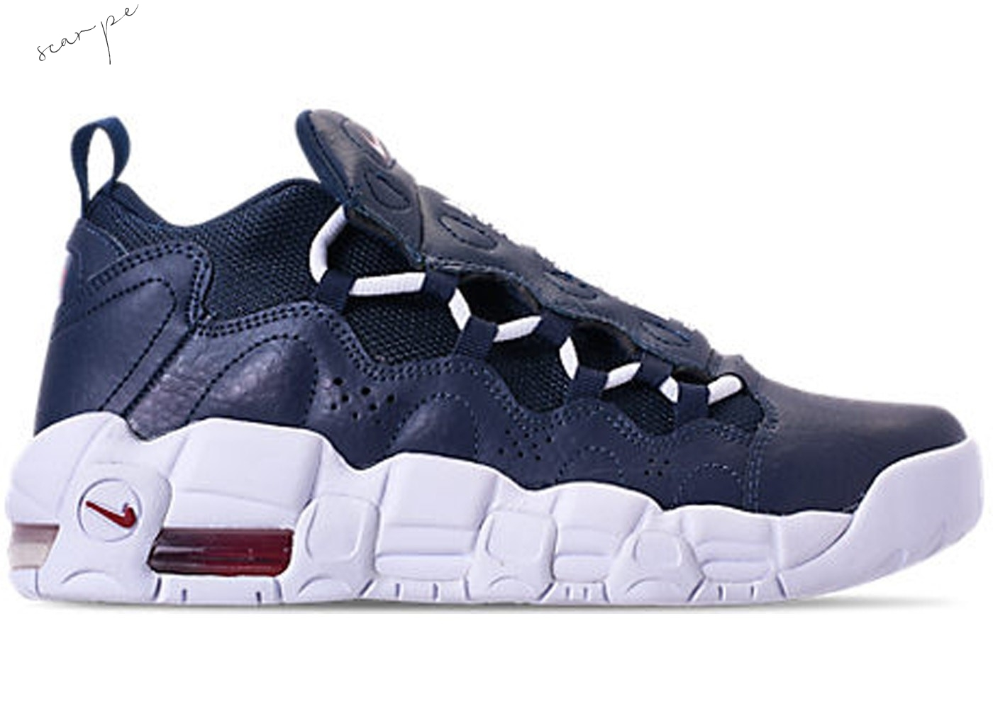 Vendite Air More Money (Gs) Obsidian (ah5215-400) Scarpe Online