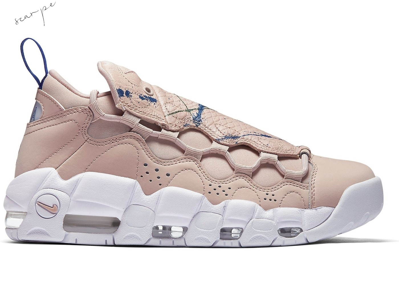 "Vendite Air More Money ""Particle Beige"" Beige (ao1749-200) Scarpe Online"