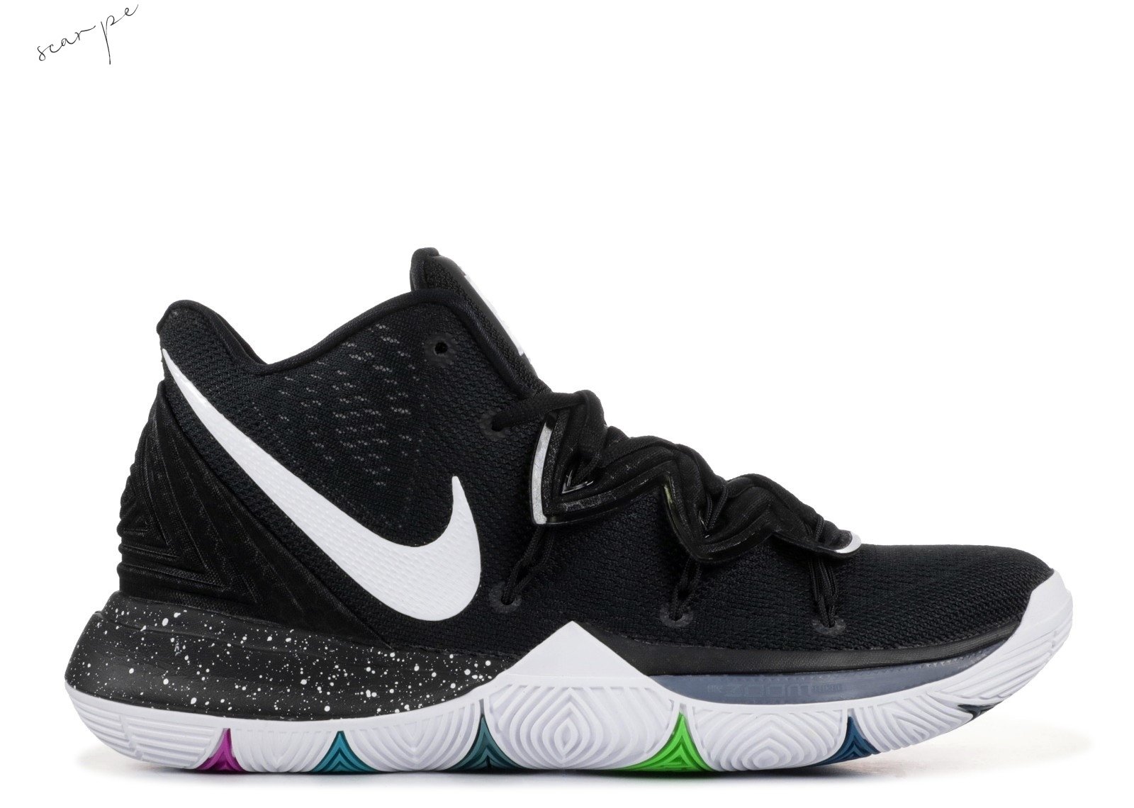 "Vendite Nike Kyrie Irving V 5 ""Black Magic"" Nero Multicolore (ao2918-901) Scarpe Online"