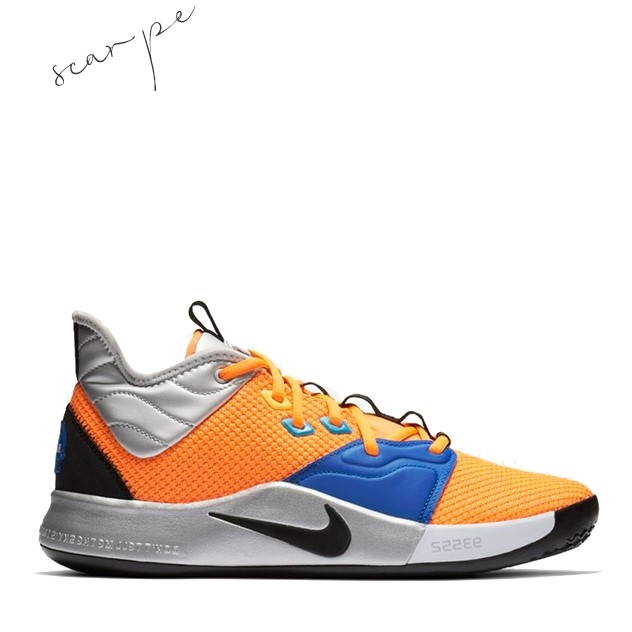 "Vendite Nike PG 3 ""Nasa"" Total Orange (CI2666-800) Scarpe Online"
