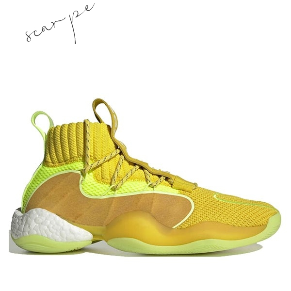 "Vendite Adidas Crazy Byw Prd Pharrell ""Now Is Her Time"" Giallo (EG7724) Scarpe Online"