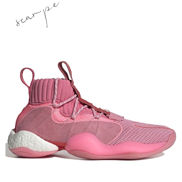 "Vendite Adidas Crazy Byw Prd Pharrell ""Now Is Her Time"" Rosa (EG7723) Scarpe Online"