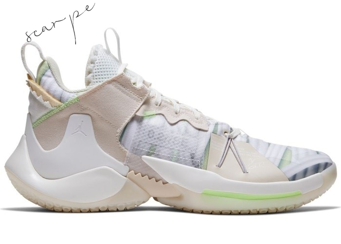 "Vendite Air Jordan Why Not Zer0.2 Se ""Mummy"" Bianca (CW6566-300) Scarpe Online"